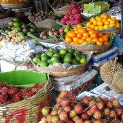 Exotische groenten