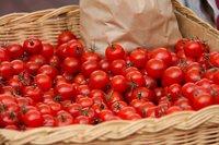 Muismeloentjes, Cherry tomaatjes en aardbeien ; Mini groenten!