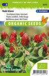Rode klaver zaden kopen, drachtplant bodemverbeteraar | Moestuinland