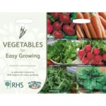 Gemakkelijke groente zaden kopen, Selectie van 6 | Moestuinland