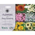 Eenvoudige Bloemen zaden kopen, Collectie van 6 | Moestuinland
