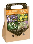 Bijvriendelijke bloembollen kopen, Pick up zak collectie van 4 najaar bloembollen | Moestuinland