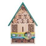 Insectenhotel kopen, Insecten hotel Groen Buzzy@Home | Moestuinland