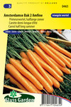 Wortel zaden kopen, Amsterdamse bak 2 Amfine primeurwortel | Moestuinland