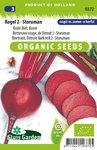 Biologische rode bieten zaden kopen - Moestuinland