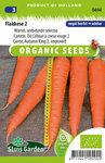 Biologische wortel zaden kopen, flakkese 2 Moestuinland