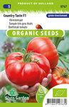 biologische tomaat zaden kopen moestuin moestuinland biologisch country taste f1