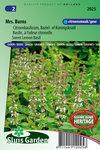 Citroenbasilicum Zaden Kopen | Koningskruid Moestuinland