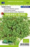 biologische tuinkers zaden kopen | moestuinland