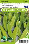 biologische zaden voor peulen norli kopen - moestuinland