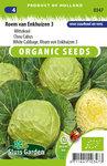 Biologische Wittekool zaden kopen, Roem van Enkhuizen | Moestuinland
