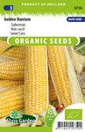 Maïs zaden kopen biologisch, Suikermais Golden Bantam | Moestuinland