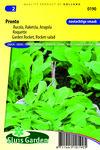 Rucola zaden kopen, Pronto (Gewone) Rakketsla, Arugola | Moestuinland