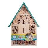 Insectenhotel kopen, Insecten hotel Groen Buzzy@Home   Moestuinland