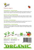 Stokspekboon zaden beschrijving zaaien
