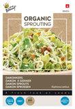 Daikonkers zaden kopen | Organic Sprouting | Moestuinland
