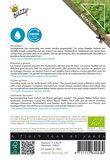 Beschrijving zaaien rucolakers moestuinland