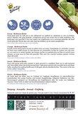 Zaaien van de gourd zaden, instructie Moestuinland