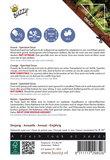 Speckeld Swan sierpompoen beschrijving | Moestuinland