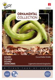 Kalebas zaden kopen, Gourd Cucuzi Italian Snake (pompoen) | Moestuinland