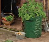 Aardappel groeizak kopen, Kweekzak (2 stuks)   Moestuinland