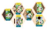 Dierenhotel insectenhotel kopen, Buzzy@Home Hexagon | Moestuinland