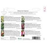 Beschrijving geurende bloemen zaden, Collectie van 6   Moestuinland