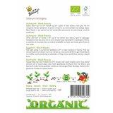 beschrijving biologische aubergine zaden black beauty