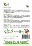 Zaaien beschrijving biologische paprika zaden piquillo | Moestuinland