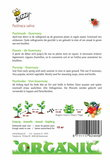 Beschrijving pastinaak zaden telen | Moestuinland