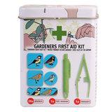 EHBO tuinierders set, Eerste Hulp in de tuin_