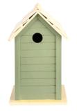Mintgroen vogelhuisje EL071  | Moestuinland