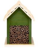Donkergroen bijenhuis kopen   Moestuinland