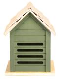 Lieveheersbeestje huis, Groentinten_