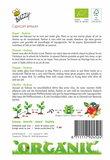 Beschrijving peper zaden zaaien Padron | Moestuinland