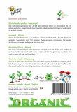 Zaai beschrijving klimmende winde zaden bio   Moestuinland