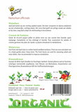 Biologische waterkers zaden zaaien beschrijving | Moestuinland