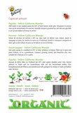 Beschrijving zaaien bilogische paprika geel | Moestuinland