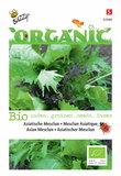 Biologische Aziatische mesclun zaden kopen | Moestuinland