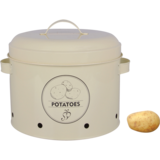Voorraadblik aardappels kopen, Esschert Design | Moestuinland