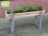 Kweekbak hout kopen M | Exit kweektafel, aangeboden door Moestuinland