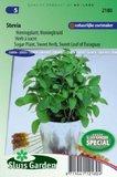 Stevia zaden kopen, honingkruid | Moestuinland
