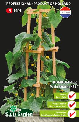 Komkommer zaden, Patio Snacker F1 (PRO-serie)
