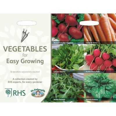 Eenvoudige groenten, Collectie van 6