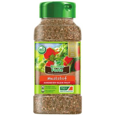 Meststof voor aardbei & klein fruit, HumuForte | BIO
