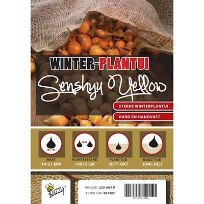 Winter plantuien, Senshyu Yellow (250 gram)