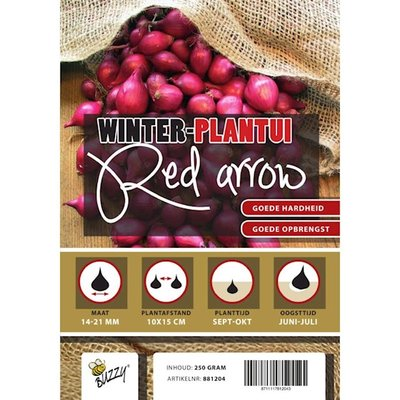 Winter Plantuien, Red Arrow (250 gram)