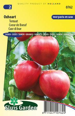 Tomaat Zaden, Oxheart (Tomaten)
