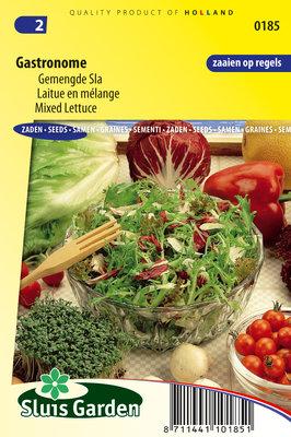 Sla Zaden, Mix Gastronome