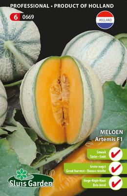 Meloen zaden, Artemis F1